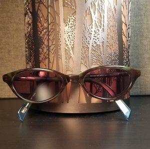 Tommy Hilfiger Tortoise & Blue Eyeglass Frames